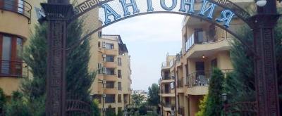 Antonia Complex