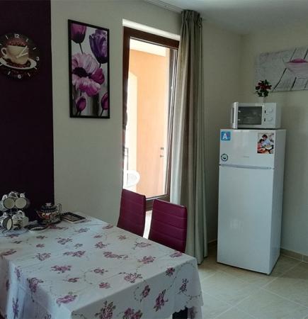 Апартамент 1 спальня K